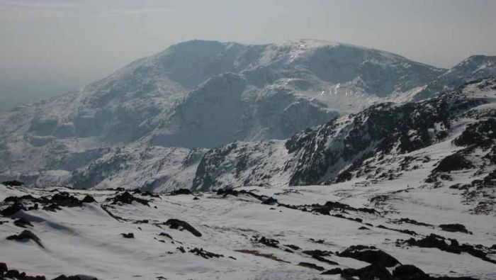 The Old Man and Brim Fell from Wetherlam