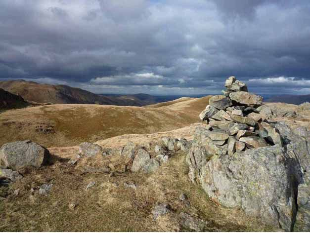 Beda Fell from Angletarn Pikes