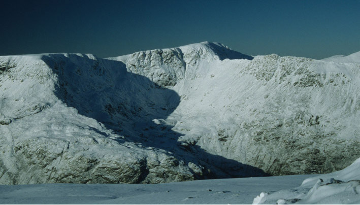 Helvellyn from St Sunday Crag
