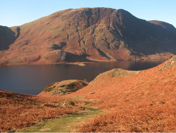 Melbreak from Rannerdale Knotts