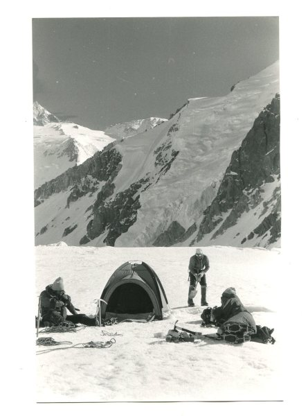 Gasherbrum 3 Expedition 1985