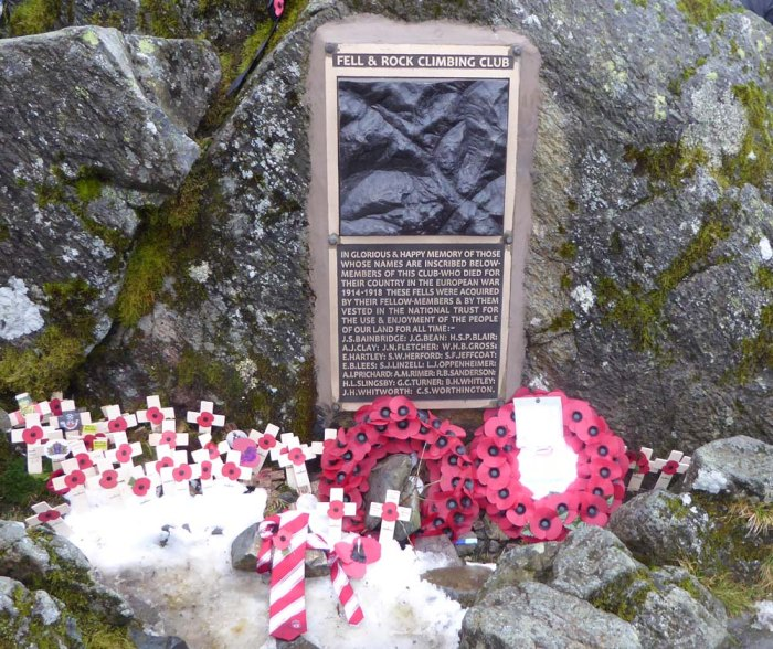 Image result for remembrance sunday great gable